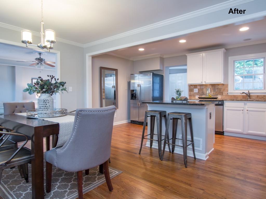 Saltbox Interiors Home Staging Interior Design